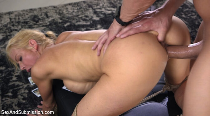 Alexis FawxXander Corvus in  Sexandsubmission Rogue Parole Officer October 13, 2017  Deprivation, Hitachi