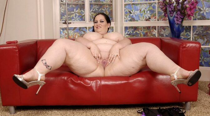 Glory Foxxx in  Plumperpass I'll Just Pleasure Myself July 18, 2010  Lingerie, Solo