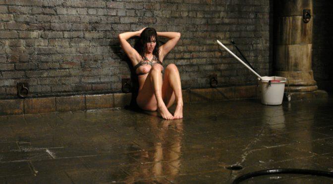 Bobbi Starr in  Thetrainingofo Classic Shoot- Where it all BeganThe Training of Bobbi Starr, Day One January 30, 2012  Female Slave, Humiliation