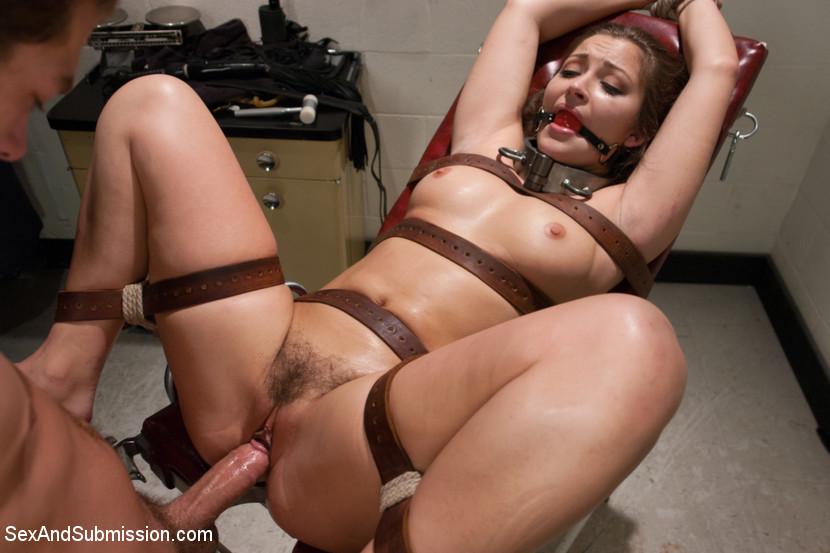 And sex bondage submission milf
