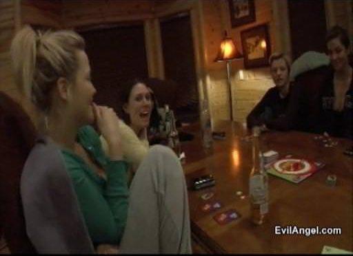 Lexi Belle in  Evilangel Belladonna's Road Trip – Cabin Fever February 09, 2006  Fingering