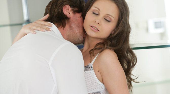 Liza Shay in  21naturals Liza In Town May 15, 2016  Brunette, Big Dick