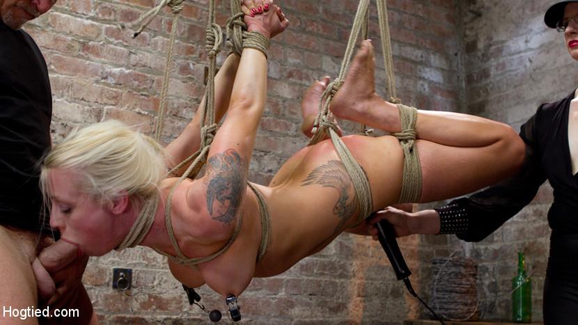 naked tumblr bondage in girls