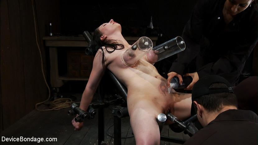 Isis love device bondage gradually