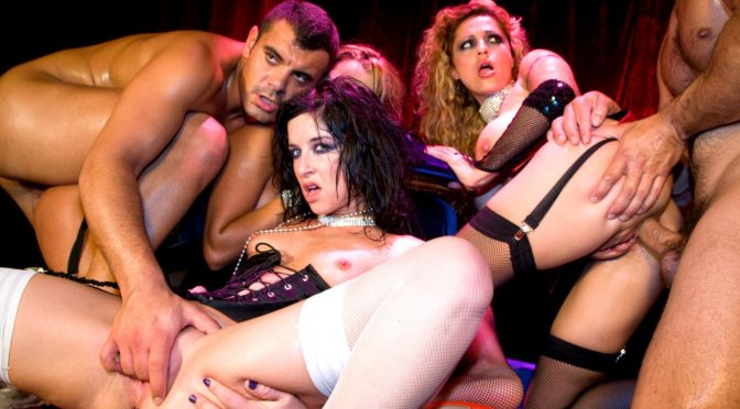Claudia in  Private Tiffany Hopkins, Claudia and Yessy Engage for Hardcore Sex February 27, 2014  Orgies, Deep Throat