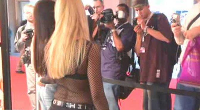 Sandy in  21sextury Venus Berlin 2004 November 20, 2004  Babes, Blonde
