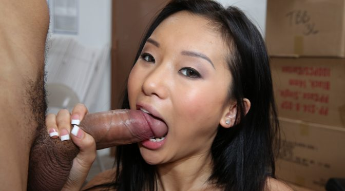 Alina Li in  Backroomfacials Sexy Amateur Asian Hired To Fuck December 14, 2013  18+ Teens, Hardcore