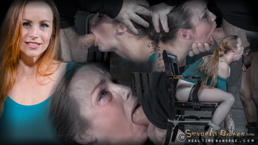 All rough sex brutal throat