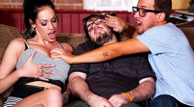 Kelly Summer in  Realwifestories Freshly Squeezed Boobs July 01, 2015  Couples Fantasies, Blowjob (POV)
