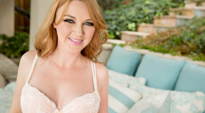 Marie McCray in  Girlsway Date My Ex: Part One March 11, 2016  Facesitting, Outdoors