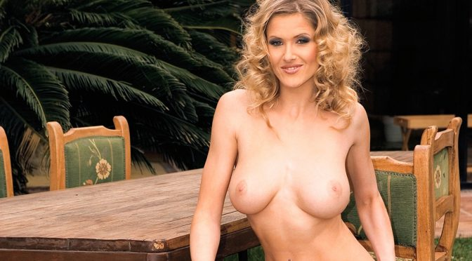 Jane Darling in  Private Jane Darling Has a Big Titty Fuck Session during Her BBQ August 17, 2011  Creampies, MILF