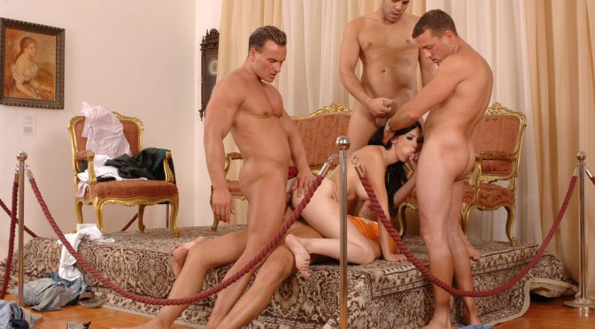 Antonio Ross in  Newsensations Betty Spark – Me & The Gang November 03, 2012  Group Sex, Anal