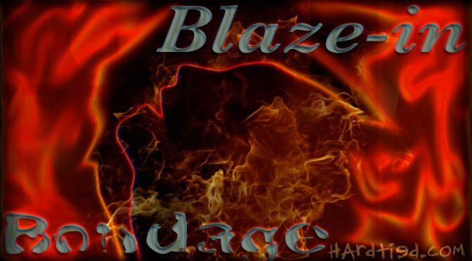 Marley Blaze in  Hardtied Blaze-in Bondage December 17, 2014  Single Tail, Breast Caning
