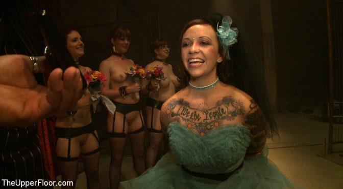 Marco Banderas in  Theupperfloor Sin's Decollaring July 27, 2011  Slave, Humiliation