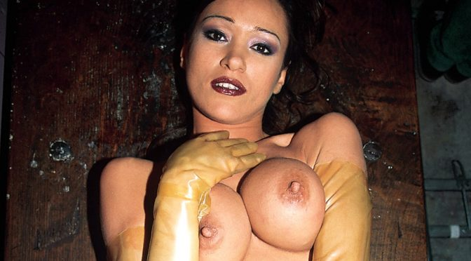 Malena Conde in  Private Spanish Performer Malena Goes to a Fetish Club for Some Bukkake Fun September 18, 2012  Reality, BDSM