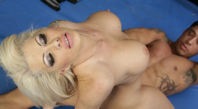 Brooke Haven in  Realityjunkies Pornstar Athletics Vol 03, Scene #04 April 13, 2012  Pornstar, Big Tits