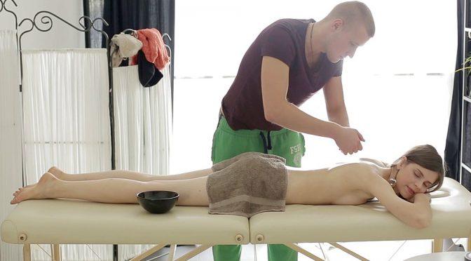 Anna Taylor in  Hdmassageporn Spectacular massage porn movie July 16, 2017  Anal, Massage
