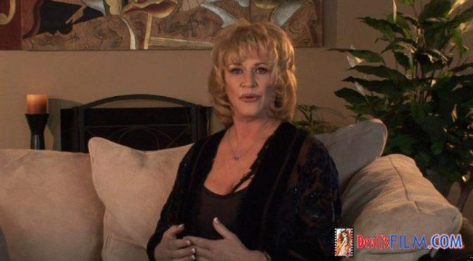 Marilyn Chambers in  Devilsfilm Guide To Masturbation, Scene #01 July 14, 2007  Mature Milf, Softcore