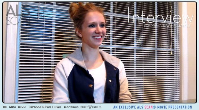 Rachel James in  Alsscan Interview April 22, 2016  Bts, Candid