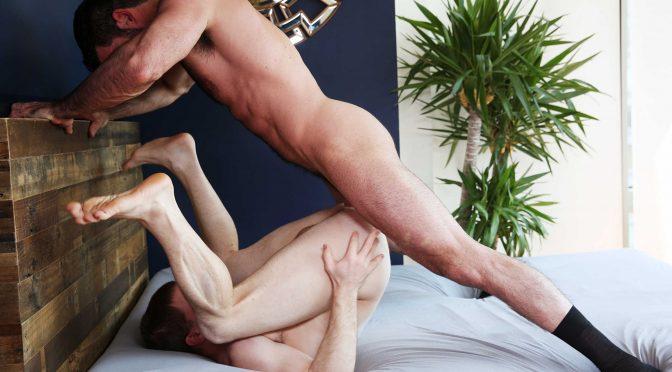 Billy Santoro in  Drillmyhole My Mom's New Husband Part 4 July 24, 2015  Gay Porn