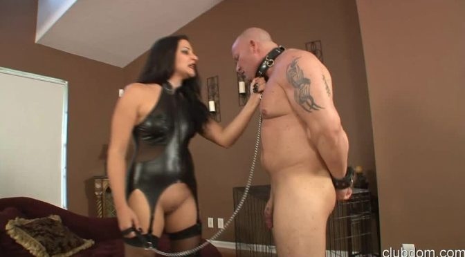 Michelle Lacy in  Clubdom Slaves Ruthless Slapping September 30, 2013  Face Slapping