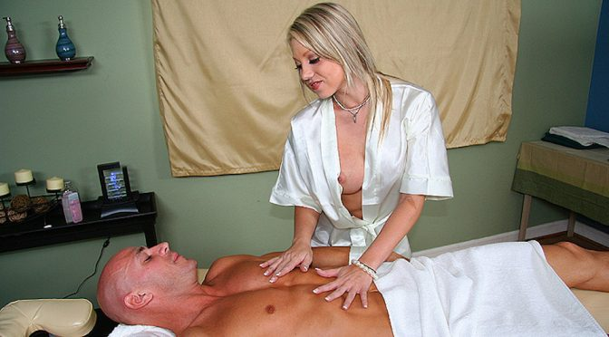 Shawna Lenee in  Massage-parlor Escape From Prison October 15, 2008  69, Titty Fuck