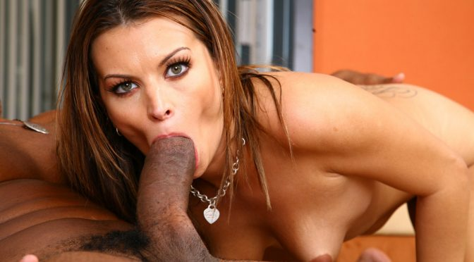 Bailey Brooks in  Newsensations Bailey Brooks – I Can't Believe I Took The Whole Thing #19 November 03, 2012  Interracial, Facial
