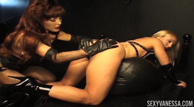 Sexy Vanessa in  Pornstarplatinum Sexy Vanessa Getting Rough with Lovette July 28, 2015  Girl Girl, Movies