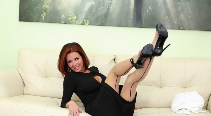 Veronica Avluv in  Cherrypimps Veronica Avluv LIVE November 18, 2013  MILF, Solo