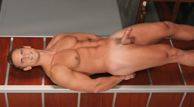 Sam in  Seancody Sam October 17, 2009  Muscles, Solo