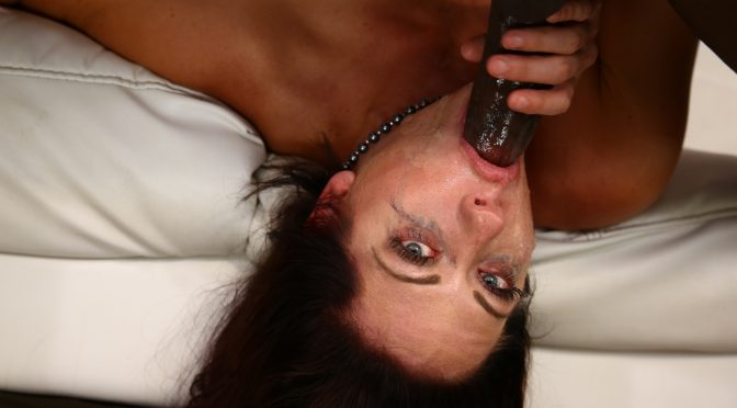 Holly Heart in  Throated Holly Heart and The BBC August 12, 2015  Brunette, MILF