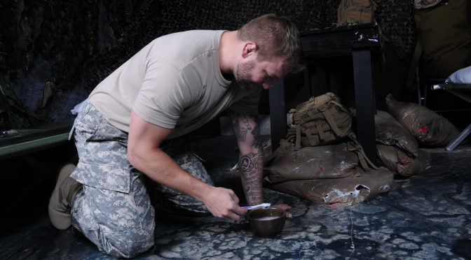 Colby Jansen in  Drillmyhole Tour Of Duty Part 1 August 02, 2014  Gay Porn