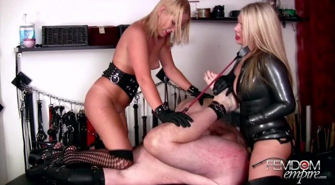Ashley Edmonds in  Femdomempire Pucker your ass for my cock December 25, 2011  Pussy Worship, Humiliation