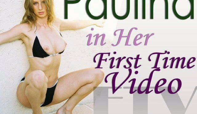 Paulina in  Ftvgirls Toytime November 20, 2003  Public Nudity, Extreme Girl