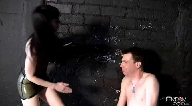 Lexi Sindel in  Femdomempire Face Slapped May 17, 2012  Face Slapping, Brunette