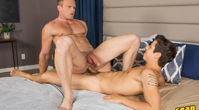 Kaleb in  Seancody Kaleb & Sean: Bareback November 09, 2017  Bareback, Big Dick