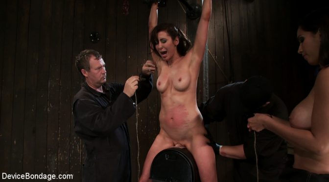 James Deen in  Devicebondage Part 1 of 4 of the June live show. July 05, 2010  Bdsm, Handler
