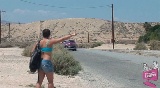 Bobbi Starr in  Girlfriendsfilms Road Queen #06, Scene #03 October 28, 2013  Kissing