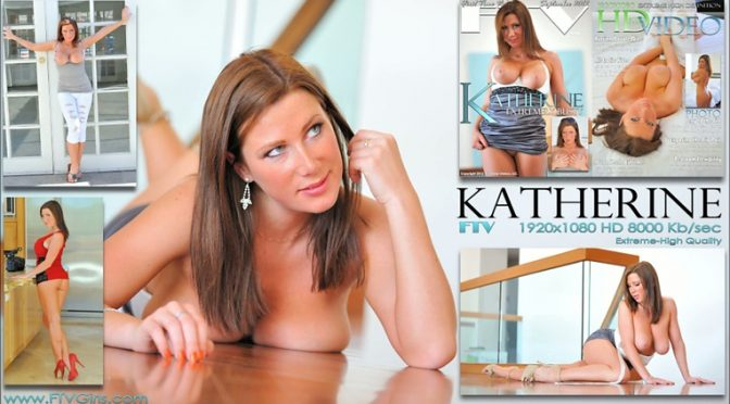 Katherine in  Ftvgirls Russian Double D's December 22, 2012  Public Nudity, First Time Experience