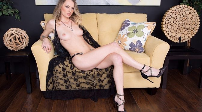 Natasha Starr in  Cherrypimps Dripping Wet and Super Horny June 11, 2015  Solo, Panties