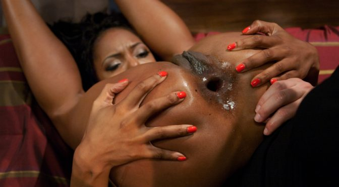 Bobbi Starr in  Everythingbutt Anal Mischief May 24, 2011  Anal Stretching, Kinky