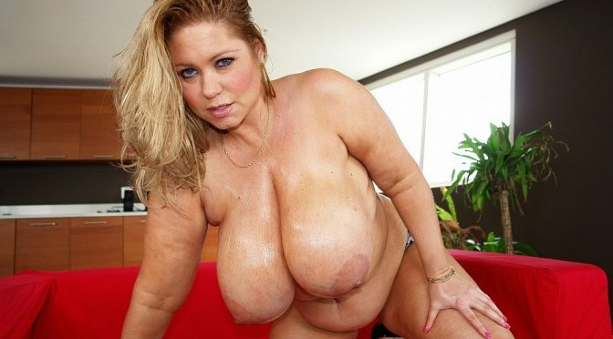 Samantha 38G in  Plumperpass The VIP Access February 10, 2010  Interracial, Big Tits