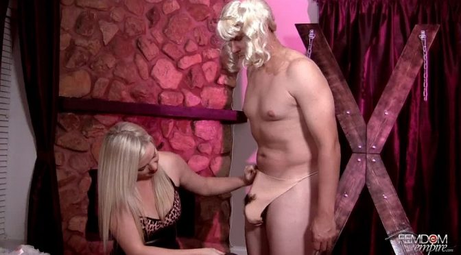Lexi Sindel in  Femdomempire Boyfriend turned sissy bitch December 01, 2011  Cuckolding, Crossdressing