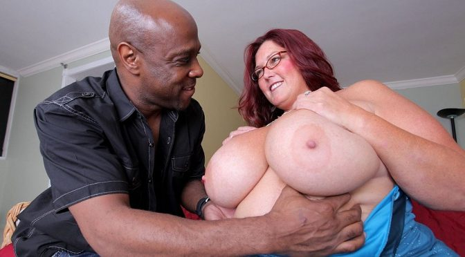 Peaches Larue in  Plumperpass Captain Save-A-Hoe August 06, 2012  Facial, Big Tits
