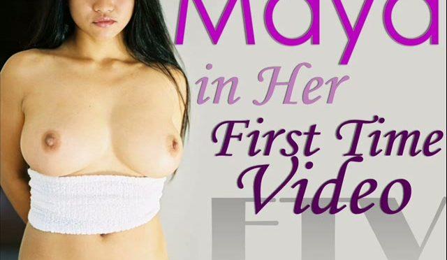 Maya in  Ftvgirls Exposing Them January 25, 2003  Dildo Play, Public Nudity