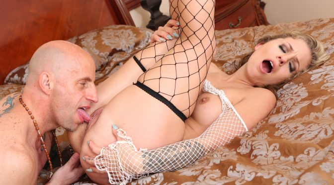 Madelyn Monroe in  Devilsfilm Fornication 101 – 3rd Semester, Scene #01 May 01, 2014  Natural Tits, Deepthroat