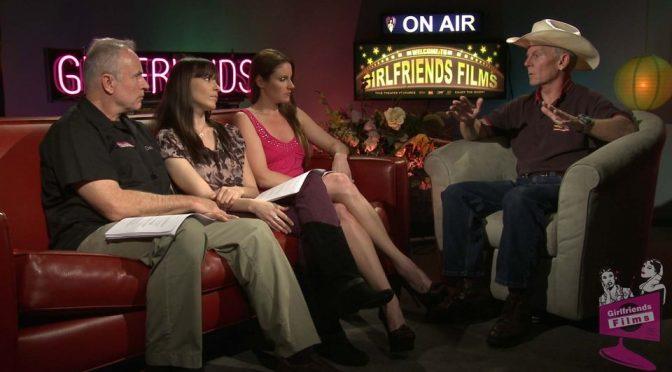 Dana DeArmond in  Girlfriendsfilms Kinky Creepy 022 December 07, 2012  Brunette