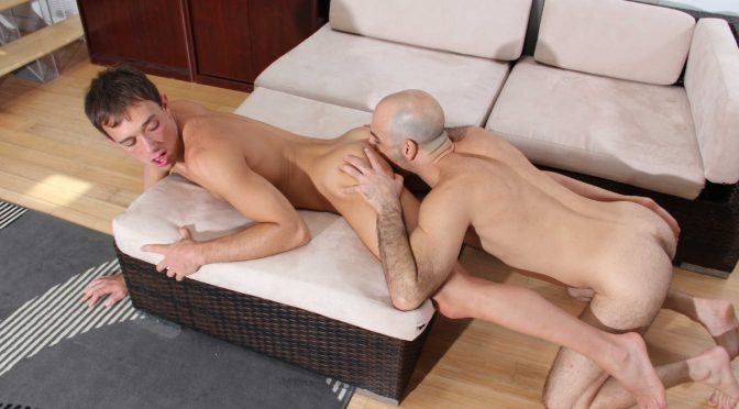 Adam Russo in  Thegayoffice Lunchtime Bet May 13, 2013  Gay Porn