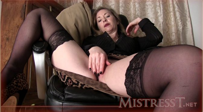 Mistresst Controlling Your Dick January 18, 2013  CHASTITY, JOI
