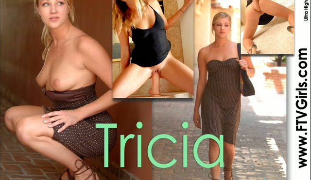 Tricia in  Ftvgirls Heated Orgasms November 20, 2006  Public Nudity, Dildo Play